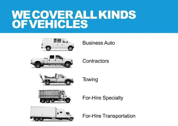 SC truck insurance get insured quickly if you have one of these types of trucks. We have trucking specialists to help you now.